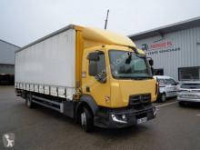 Lastbil skjutbara ridåer (flexibla skjutbara sidoväggar) Renault D-Series 210.12 DTI 5