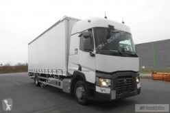 Lastbil skjutbara ridåer (flexibla skjutbara sidoväggar) Renault T-Series 460