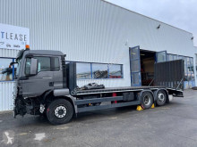 Camion porte engins MAN TGS