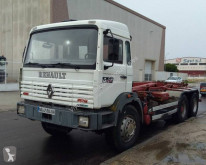 Renault Gamme G 330 truck used hook lift