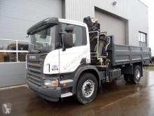 Camion benne Scania P 310