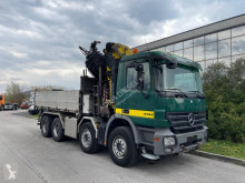 Camion ribaltabile trilaterale Mercedes Actros 4144