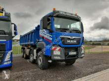 Camion ribaltabile trilaterale MAN TGS 35.500 8x4 DSK*Meiler,Bordmatik,Automatik