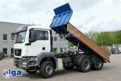 Camion ribaltabile trilaterale MAN 26.440 TGS BB 6x4, Meiller, Bordmatik, Euro 5