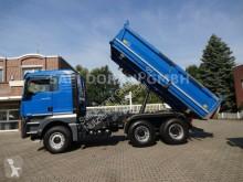 Camion MAN TGX 26.560 Bordmatik Meiller 6x4 tri-benne occasion