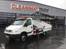 Iveco 65C17 Hiab 4 ton/meter laadkraan Just 79.299 km! utilitaire plateau occasion