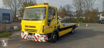 Ciężarówka Iveco Eurocargo 80 E 21 pomoc drogowa-laweta używana