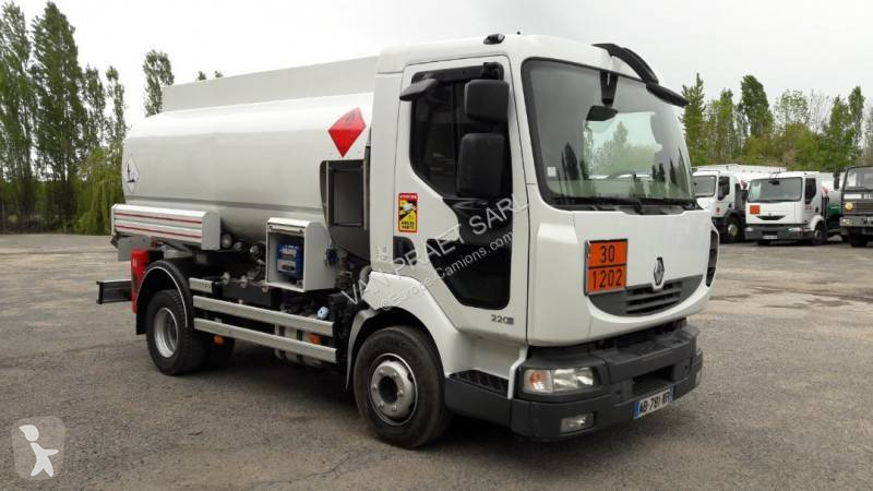 View images Renault Midlum 220.12 DXI truck