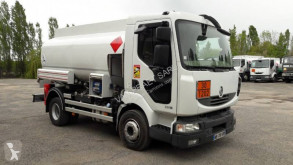 Renault szénhidrogének tartálykocsi teherautó Midlum 220.12 DXI