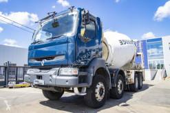 Renault concrete mixer truck Kerax 420 DCI
