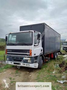 DAF box truck CF85 380
