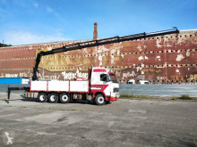 Volvo standard flatbed truck FH16 470