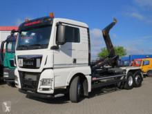 Camion scarrabile MAN TG-S 26.440 6x2-2 BL Abrollkipper Meiller RK 20.70
