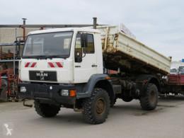 Camion benne MAN L 90 14.264 AK 4x4 2-Achs Allradkipper Singelbereifung