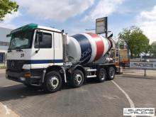 Mercedes concrete mixer truck Actros 4140