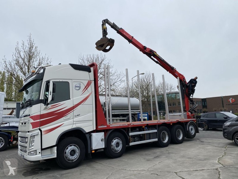 View images Volvo FH 540 truck