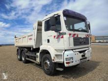 MAN two-way side tipper truck TGA 33.350