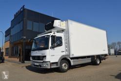 Mercedes mono temperature refrigerated truck Atego 1018