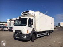 Renault multi temperature refrigerated truck Gamme D