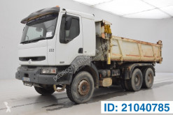 Renault two-way side tipper truck Kerax 370