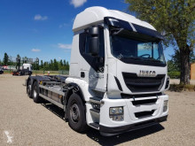 Iveco hook lift truck Stralis AT 260 S 48