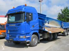 Scania tipper truck G 490 6x4 3-Achs Kipper Wechselsy.Kipper+SZM