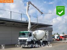 Lastbil betong blandare + pump Mercedes Actros 3236