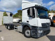 Mercedes BDF truck Actros 2040 L