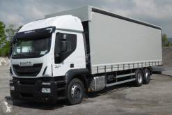Iveco tautliner truck Stralis 460