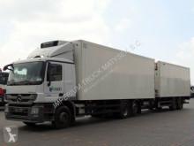 Camion frigo Mercedes ACTROS 2541/6X2/FRIGO-8,1M+7,1M/SCHMI EP