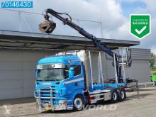 Camión maderero Scania R 500