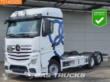 Camion Mercedes Actros 2545 châssis occasion