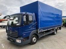 Caminhões caixa aberta com lona Mercedes Atego 818 L Pritsche LBW