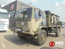 Kamion armádní DAF Leyland T 244 tank