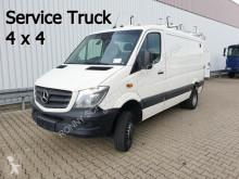 Camion fourgon Mercedes Sprinter 519 KA 4x4 519 KA/4x4, Allrad Werkstattwagen