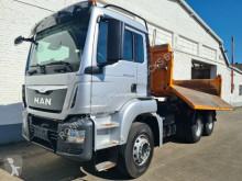 MAN TGS 26/32.400 BB 6x4 26/32.400 BB/6x4, Bordmatik Meiller truck used three-way side tipper