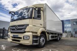 Mercedes box truck Axor
