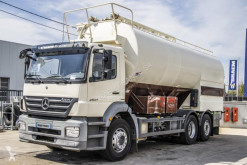 Camion Mercedes Axor citerne alimentaire occasion