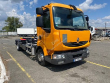 Camión Gancho portacontenedor Renault Midlum 180.12
