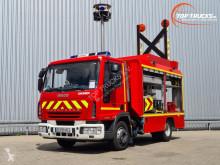 Teherautó Iveco Eurocargo használt tűzoltóság