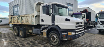 Camion Scania Torpedo T114 benne occasion