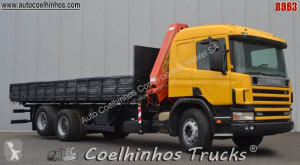 Camion Scania G 114G340 benne occasion