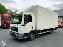 Camion MAN TGL 8.180 Koffer- LBW- Seitentür- Luftfederung furgone usato