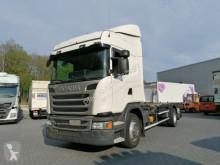 Lastbil Scania G 410-Highline-MULTIWECHSLER-RET chassis brugt
