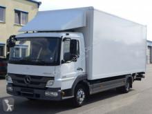 Mercedes box truck Atego 816*Euro 5*TÜV*LBW*Klima*Seitentür*