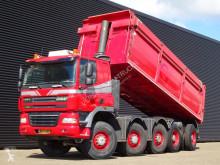 Ginaf tipper truck X5450S / 10x8 TIPPER / / 25 m3 STEEL TIPPER