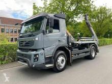 Kamión vozidlo s hákovým nosičom kontajnerov Volvo FMX 460 Absetzkipper Meiller AK 12. T