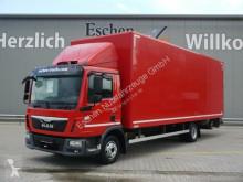 Камион MAN TGL 10.220 BL Koffer, LBW, zGG 7,49 to., EUR6 фургон втора употреба