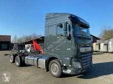 """Camión remolque para caballos DAF XF 480 FAN """"Neu"""" SC Fahrgestell KW 50"""