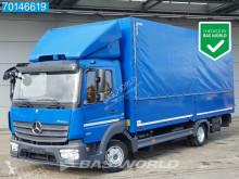 Vrachtwagen Mercedes Atego 818 tweedehands met huifzeil